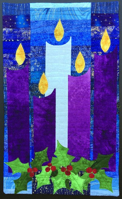 Lisa Ellis Quilts Worship Quilts